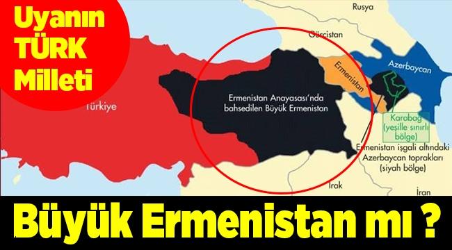 Ermenistan-PKK Eylemleri şştt Müslüman Türk milleti uyuyor...
