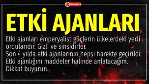 ETKİ AJANLARI Mustafa Güldağı