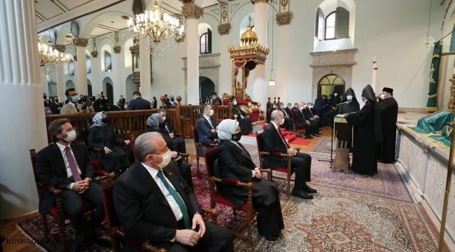 Türkiye Ermenileri 85. Patriği Sahak Maşalyan'dan önemli Karabağ mesajı