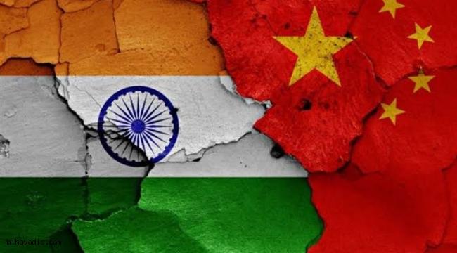 Hindıstan ve Çin Arasında Sınır Gerginligi