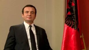 Kosova Basbakanı Albin Kurti Joe Bideni Tebrik Etti