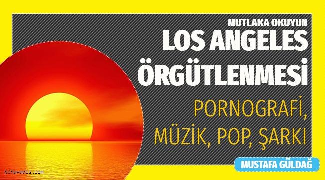 Los Angeles Örgütlenmesi