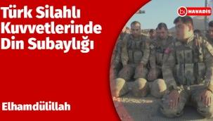 Din Subaylığı Geri Dönüyor. 'ELHAMDÜLİLLAH'