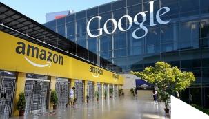 Google'dan Amazon'a Büyük Rekabet Savaşı