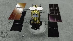 Hayabusa2 Uzay Makinesinin kapsülü Avustralya'ya indi