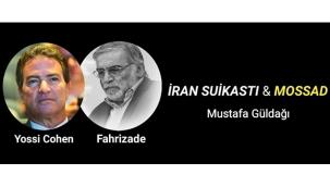 İran Suikastı & MOSSAD