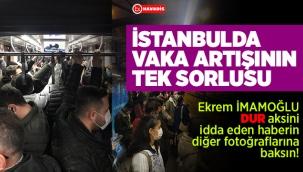 İstanbul'da metrobüs duraklarında yoğunluk vaka sayısını arttırıyor
