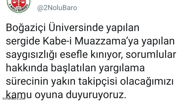 İstanbul 2 Nolu Baro Harekete Gecti