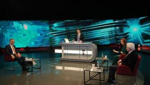 Ak parti İstanbul il başkanı Osman Nuri Kabaktepe Habertürk Ekranlarinda Soruları Cevaplıyor