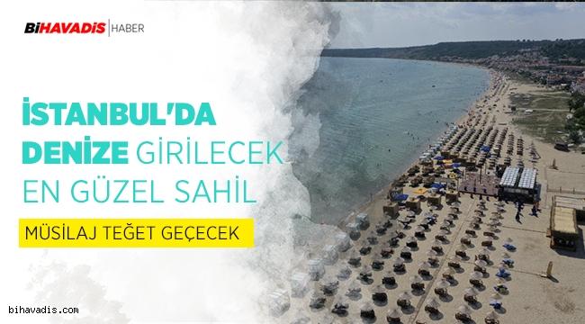 İstanbul'da denize girilecek en güzel sahil neresidir