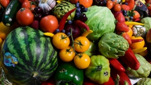 Temmuz ayında hangi meyve ve sebzeleri tüketmeliyiz