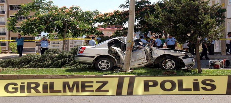 Bayramın trafik kazası bilançosu ağırlaşıyor: 44 ölü, 334 yaralı