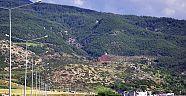 Amanos Dağı'ndan Teröristlerce Havan Mermisi Atıldı