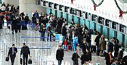 Antalya Havalimanı son iki yılın rekorunu kırdı