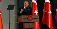 Cumhurbaşkanı Erdoğan: Sağa sola bakmadan gereğini yaparız!