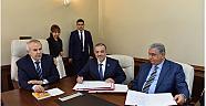İskenderun Teknik Üniversitesi Mediko-Sosyal Sağlık, Kültür ve Spor Hizmetleri Binası İçin İmzalar Atıldı