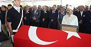 Osmaniye Şehidine Ağladı