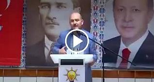 Süleyman Soylu: Akşener, Muharrem sana bu mu battı?