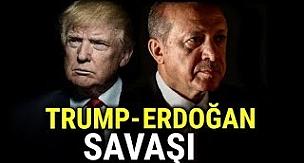 ERDOĞAN, HERKESİN ÖNÜNDE TRUMP'IN RACONUNU ÇİZİYOR..