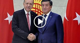 Erdoğan'a 'Başbuğ Türkeş' sürprizi
