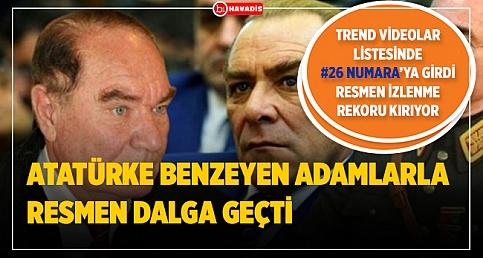Atatürk'e Benzemeyen Adamlar