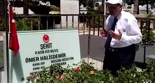 İmanlı Vatan Evladı Derneginin Genel Başkanı Mustafa Nazilli Ziyareti
